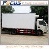 De Verkoop Isulated 8t Refrigerator Van Truck Lichaam van de fabriek voor Verkoop