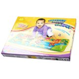 7583003-Kids Piano Musical Touch Play Singing Crawl Mat Baby Fun Animal Child Educational Toy
