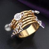 De nieuwe Manier bengelt de Fabriek van de Juwelen van de Douane van de Trouwring van Toebehoren