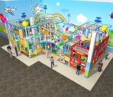 Cheer Ville d'attractions à thème de l'équipement de terrain de jeux intérieure