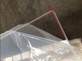 Couleur noire de Pentecôte feuille acrylique transparent Perspex