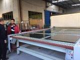 Горизонтальная печь для закалки стекла производственной линии
