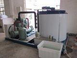10 toneladas de equipos de refrigeración/hojuela Máquina de hielo