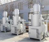Carcaça de animal cremação incinerador para o tratamento das carcaças de animais