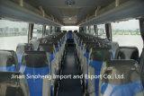 최신 판매 12m Shaolin 55-60seats 정면 엔진 버스 디젤 및 CNG