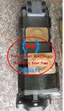 Komatsu Hm300-2를 위한 진짜 펌프 Ass'y. Hm250-2. 유압 기름 펌프와 기어 펌프 Ass'y: 705-95-05130 Contruction 기계장치 예비 품목