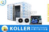 Weltklasse- Zoll Isolierkühlraum und Gefriermaschine