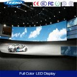 Fornitore dell'interno dello schermo di visualizzazione del LED di colore completo P7.62