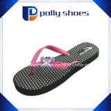 Fascino bianco dell'arco di vibrazione di caduta della cinghia del nero americano dei sandali