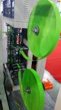 De automatische Niet-geweven Zak die van de Ritssluiting Machine met Online Handvat maakt