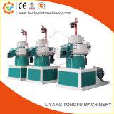 Hersteller-hölzerne Granulierer-Maschine für Verkaufs-Sägemehl-Tabletten-Maschine