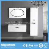 Mobilia della stanza da bagno di stile di nuovo alto dell'interruttore di tocco del LED nuova della vernice brillante del bagno del Governo disegno moderno dell'unità (BF132M)