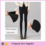 Guêtres noires de jupe de coton de la livraison de femmes rapides de mode (SR8202)