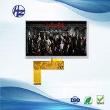 7 pouces TFT Boe Affichage LCD avec 200cd/m2 de la luminosité, ek9716/EK73002, Ka-TFT070être003