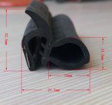 Metalldraht-eingeschobener Gummidichtungs-Streifen für Auto-Tür