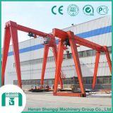 grue à portique avec 3 tonne à 16 tonne palan électrique dans la case Type