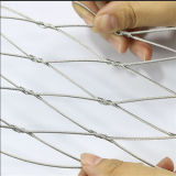Самая лучшая продавая сетка кабеля штендера нержавеющей стали 304