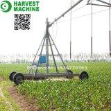 حديثة [لوو بريس] مزرعة عمليّة ريّ مركز محور [إيرّيغأيشن سستم] آلة مع [سبري غن] كبيرة