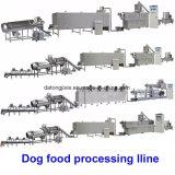 Novo projeto turnkey de linha de produção de alimentos para animais de estimação