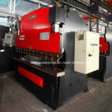 100 toneladas del CNC de freno servo de la prensa (WE67K-100/2500)