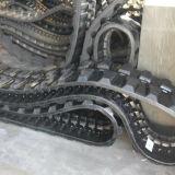 rasto de borracha (K450X83, 5X72) para Komatsu máquinas de construção