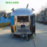軽食はケイタリングのトレーラーの販売のための移動式ファースト・フードのトラックを機械で造る
