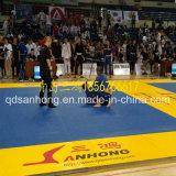 Stuoia relativa alla ginnastica del pavimento di ginnastica delle stuoie della stuoia di Cheerleading del rullo/rullo di Flexi