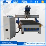 Il buon albero di prezzi fila la multi macchina per incidere di CNC dei mestieri delle teste 3D