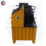 Frisador automático horizontal da mangueira para a mangueira do cabo