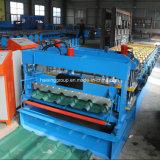 Настраиваемые полированной стали крыши вручную плитки бумагоделательной машины