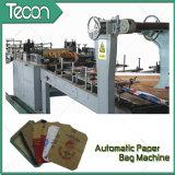 Sacchi di carta incollati automatici della valvola che fanno macchina