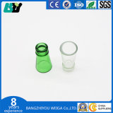 El diseño de decoración personalizada cuellos de botella de vidrio