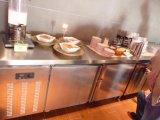 Пицца морозильной камере Workbench шкаф для хранения кухня в ресторане с помощью