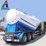 3 EIXOS usados Silo de cimento a granel Tahk semi reboque do veículo