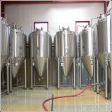 Tanque de fermentação de cerveja de aço inoxidável