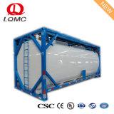 Certificatie 20 van ASME en van ISO de Container van de Tank van 40 voet ISO voor Vrachtwagen Shiping