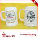 Grande tazza di birra di ceramica personalizzata per il regalo promozionale