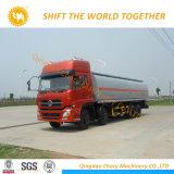 Dongfeng 8X4 포좌 판매를 위한 유조 트럭 12600 리터 연료