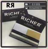 Reicheres 14GSM Zigarettenrauchen-Walzen Paper+Tips des König-Slim Custom