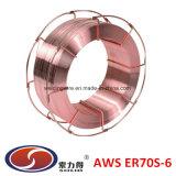 Провод заварки ER70S-6 MIG СО2 Sg2
