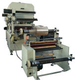 Hydralic machine Die de coupe pour rouleau de matériau