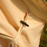 Ein einzelnes PRO5m Rundzelt Pole-hergestellt vom 360 G-/Mbaumwollsegeltuch