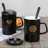 Tazza di ceramica promozionale del regalo della porcellana della tazza della dolomia della tazza di caffè del reticolo dell'ordinanza