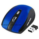 drahtlose optische Maus 2.4GHz/Mäuse mit Empfänger USB-2.0 für PC Laptop