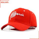 カスタムロゴデザインのための卸し売りブランク昇進の野球帽