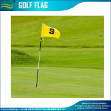 Trou de Golf de Polyester de plein air flag flying Bannière (M-NF33F01012)