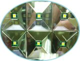 360 Grad nachladbare LED-Notbeleuchtung beleuchtend