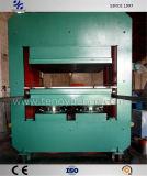 Tipo de quadro superior com a imprensa de vulcanização 1500toneladas pressão
