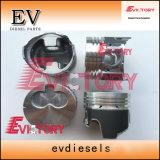 3LC1 4LC1 4le2 4le1 anillo de pistón camisa del cilindro Kit para las piezas del motor Isuzu