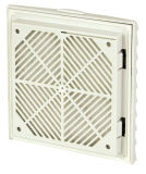 Фильтр вентилятора вентилятора панели приложения шкафа Fk9922 осевой